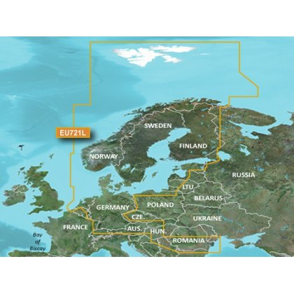 Garmin BlueChart G3 Vision HD - Large Area