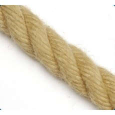 24mm dia. Synthetic Hemp Rope for Gardens & Decking