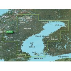 Garmin Bluechart G3 EU047R Gulf Of Bothnia - Kalix To Grisslehamn