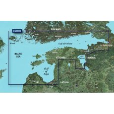 Garmin Bluechart G3 EU050R Gulfs Of Finland and Riga