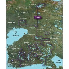 Garmin Bluechart G3 EU055R Finnish Lakes