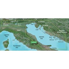 Garmin Bluechart G3 Vision VEU452S Adriatic Sea North Coast