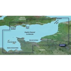 Garmin Bluechart G3 Vision VEU456S English Channel, Central-East