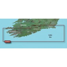 Garmin Bluechart G3 Vision VEU482S Wexford To Dingle Bay