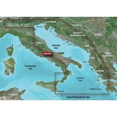 Garmin Bluechart G3 EU014R Italy Adriatic Sea