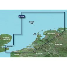 Garmin Bluechart G3 Vision VEU018R Benelux Offshore & Inland Waters