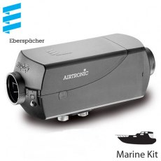Eberspacher Airtronic D2 24v 2 Outlet Marine Heating Kit (Modulator Control)