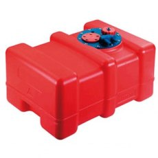 Large Capacity Fuel Tanks - 33Ltr