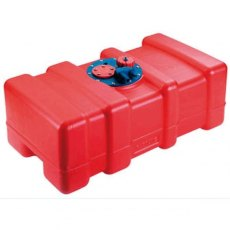 Large Capacity Fuel Tanks - 43Ltr