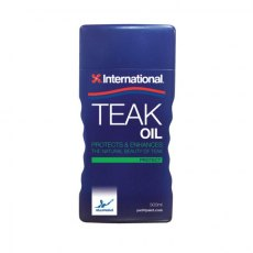 International Boat Care - Teak Oil - 500ml