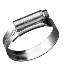 JCS HI-GRIP Stainless Steel Hose Clip 17-25mm