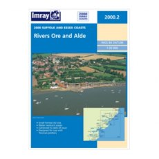 Imray 2000.2 Rivers Ore and Alde