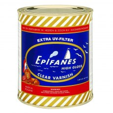 Epifanes Clear Gloss Varnish - 1 Litre