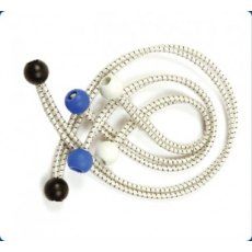 Elasticated Ball Sail Ties 40cm
