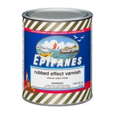 Epifanes Rubbed Effect Varnish - 500ML