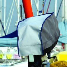 Blue Performance Outboard Covers Breathable Size 2
