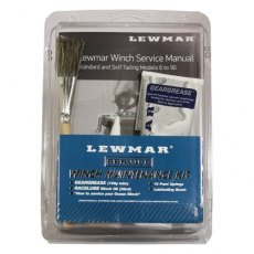 Lewmar 19701500 Winch Maintenance Pack