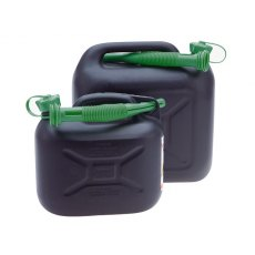 Fuel Jerry Can with Pouring Spout - 10Ltr
