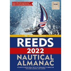 Reeds Nautical Almanac 2021 with FREE Protective Pouch