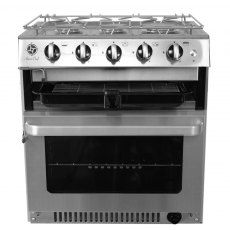 Aquachef V5030 3 Burner Marine Cooker with Oven and Grill
