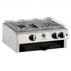 Aquachef T4520 2 Burner Marine Hob and Grill