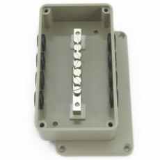 Index Marine JB/BB6 Junction Box with 6 Way Busbar