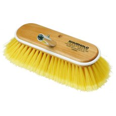 "Shurhold 10"" Regular Brush – 980 – Soft Flagged Yellow, Polystyrene"