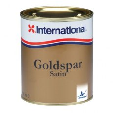 International  Goldspar Satin Varnish -750ml