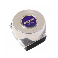 Ongaro All Stainless Compact Single Horn 12v