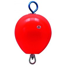 Polyform Red CM-2 Rod Mooring Buoy