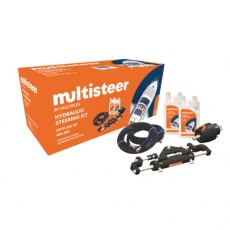Multiflex Outboard Hydraulic Steering Kit - up to 350hp
