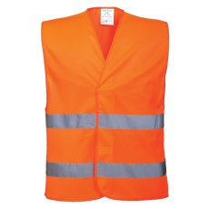 Portwest C474 Orange Hi Vis Vest
