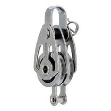 Selden 25mm Stainless Steel Double Block with Becket