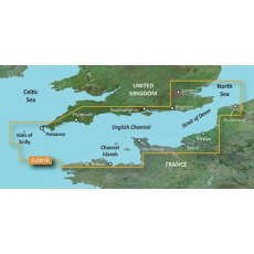 Garmin Bluechart G3 EU001R English Channel