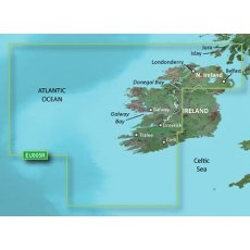 Garmin Bluechart G3 EU005R Ireland, West Coast