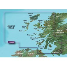 Garmin Bluechart G3 EU006R Scotland, West Coast
