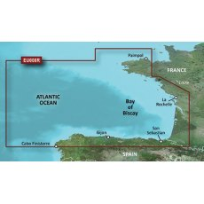 Garmin Bluechart G3 EU008R Bay Of Biscay