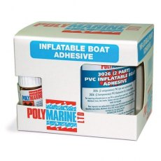 Polymarine PVC Inflatable Boat Adhesive 2-Part