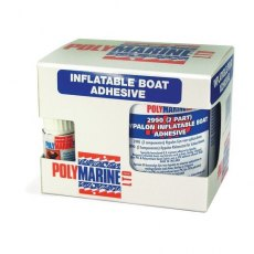 Polymarine Hypalon Inflatable Boat Adhesive 2-Part