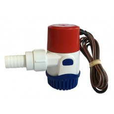 Rule 500 Fully Automatic Submersible Bilge Pump 12v