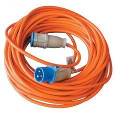 25mtr Marina Shore Power Mains Extension Lead
