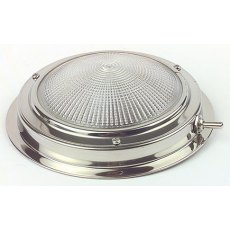 12v Stainless Steel Cabin Light 140mm