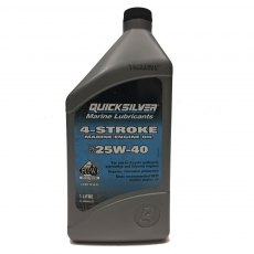 Quicksilver Sterndrive & Inboard Engine Oil - 1Ltr