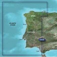 Garmin Bluechart G3 EU009R Portugal And Northwest Spain