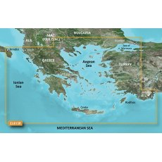 Garmin Bluechart G3 EU015R Aegean Sea And Sea Of Marmara