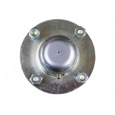 "4"" PCD Trailer Tapered Hub & Bearings"