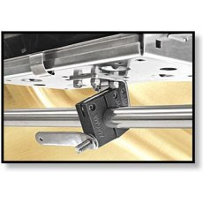 Magma T10-380 Single Horizontal Round Rail Mount