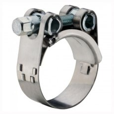 Heavy Duty Stainless Steel Hose Clamp 48-51mm (40mm hose)