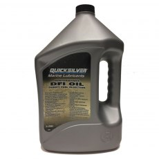 Quicksilver Optimax DFI 2-Stroke Oil - 4 ltr