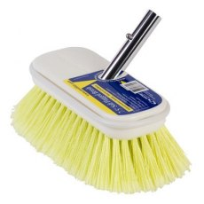 Swobbit Soft Yellow Flagged Brush